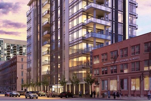 Condo Development Ready to Replace River North's Citizen Bar