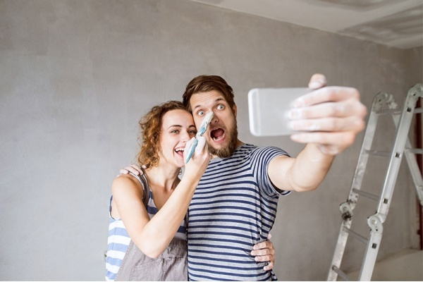 Title photo - Social Media is Driving Millennials to Become First-Time Homebuyers, According to Report