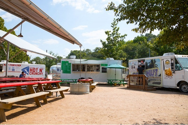 For Austin's Tastiest Food Trucks, Head To These Neighborhoods