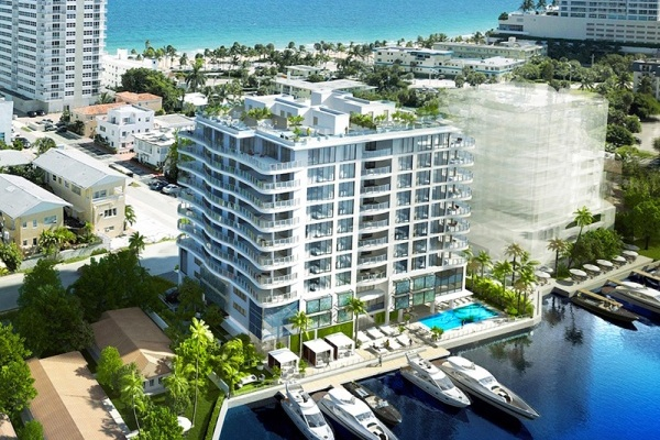 Fort Lauderdale Beach Undergoing Major Development