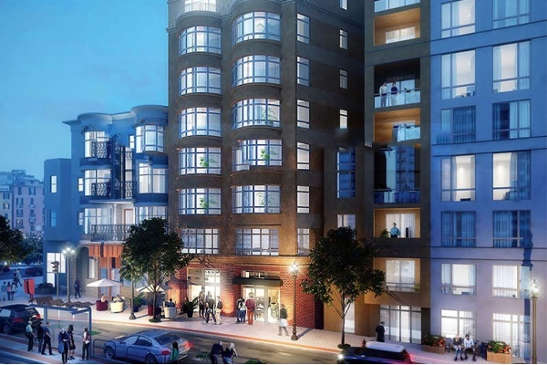 Plans for 10 Condos in Duboce Triangle Building Moves Forward