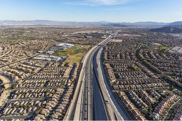 4 Best-Selling Master-Planned Communities in Las Vegas in 2018