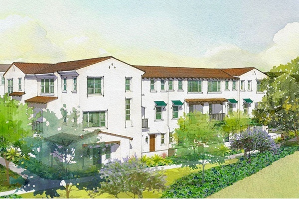 New Azusa Development Adding 28 Townhomes Next to Gold Line Station