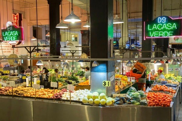 Grand Central Market Celebrates 100th Anniversary Before Being Sold