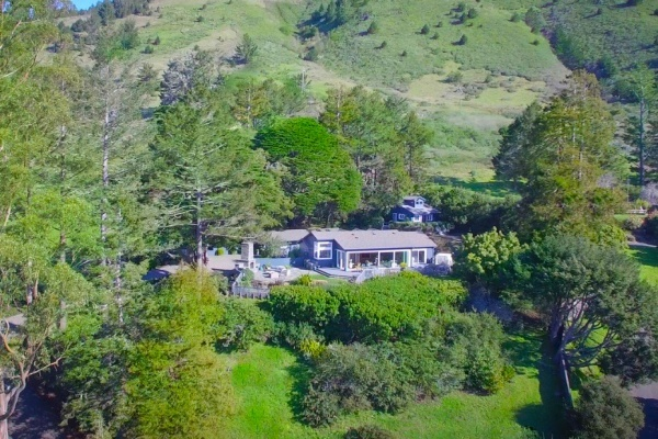 Jerry Garcia's Stinson Beach House Asking $4.35M