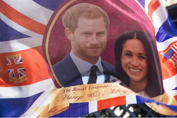 Title photo - How to Celebrate the Royal Wedding in D.C.