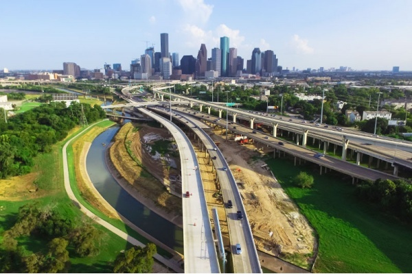 Three Houston Neighborhoods Benefiting From Upcoming Road Projects