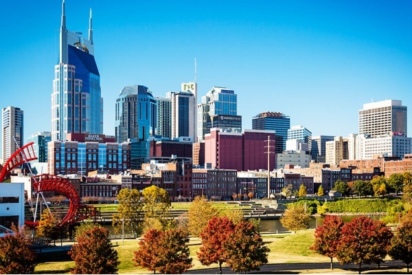 Best Nashville Neighborhoods to Experience Fall