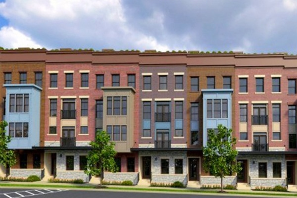 Move-In Ready Homes Debut at Georgia Row in Takoma
