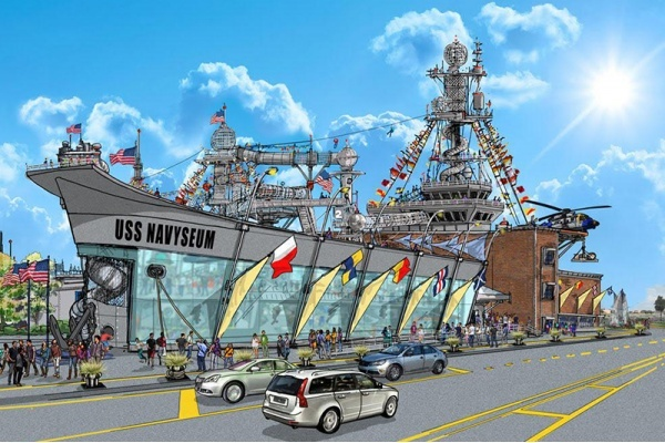 $43M Navy Museum Planned for North Chicago