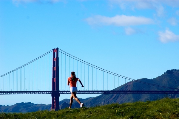 Title photo - Keep Your Resolution by Running These Bay Area Routes
