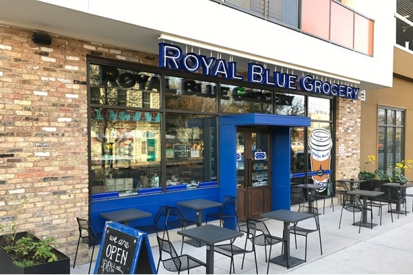 Two Royal Blue Grocery Stores Slated to Open in Downtown Dallas