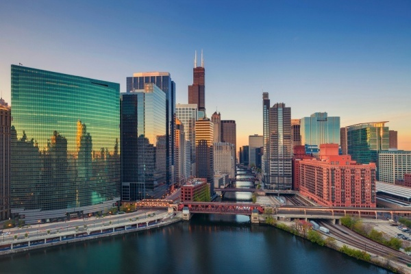 Here Are the 10 Official Illinois Site Proposals for Amazon's HQ2
