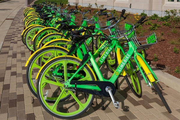 Austin City Council Approves Dockless Bike Share Pilot Program