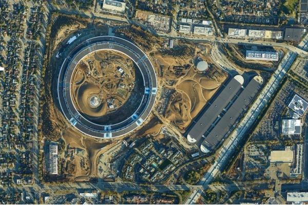 Apple Park's 'Spaceship' in Cupertino Cost $427 Million Alone to Build
