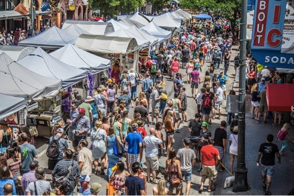 Seven Springtime Festivals To Enjoy in Austin