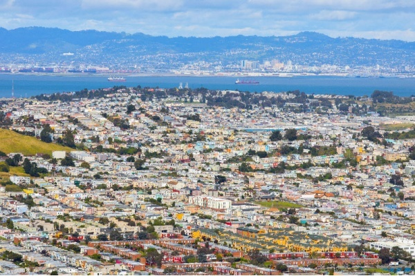 San Mateo County Median Home Price Surpasses San Francisco