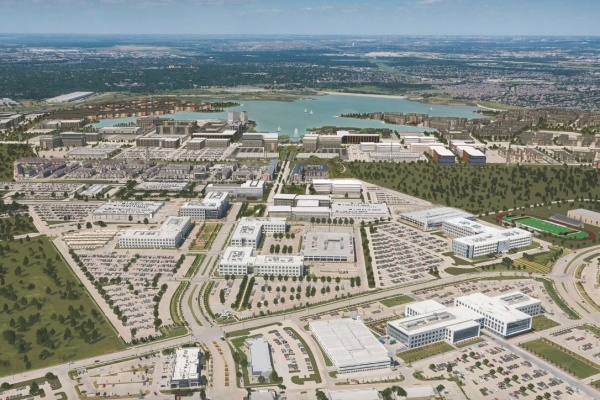UWorld Moves to New Cypress Waters Development in Irving