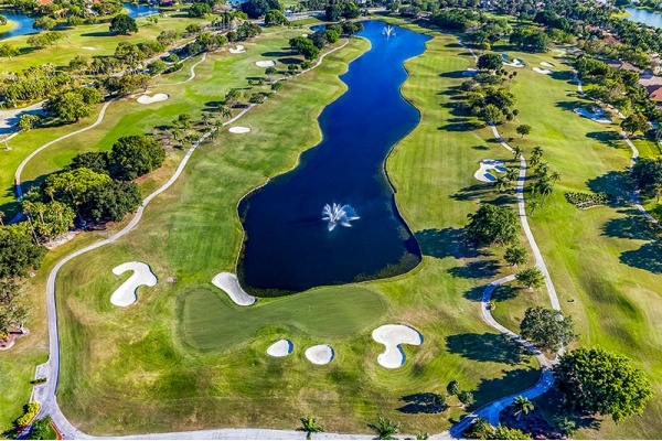 324 Single-Family Homes Planned for Delray Golf Course
