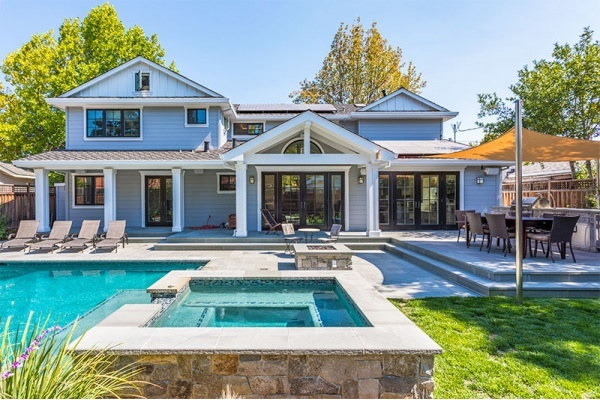 Title photo - Luxury Home Sales Surge in Sacramento