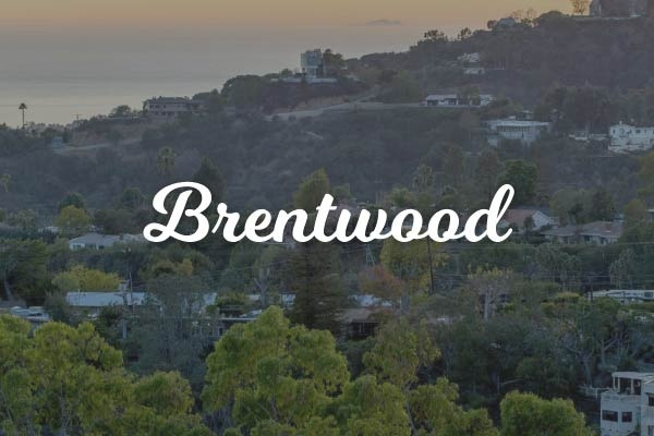 What It's Like Living in Brentwood, Los Angeles