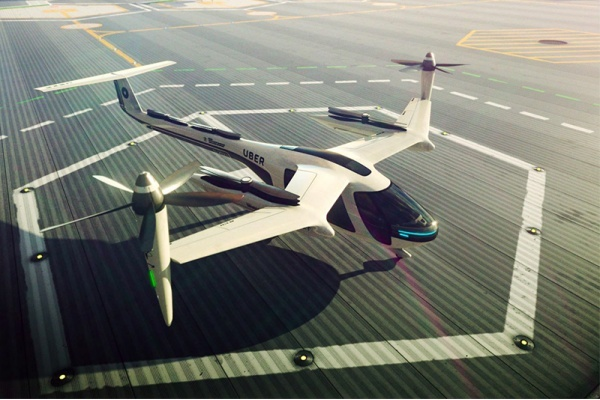 Hillwood Properties Named Official Partner to Bring Uber Flying Cars to Dallas