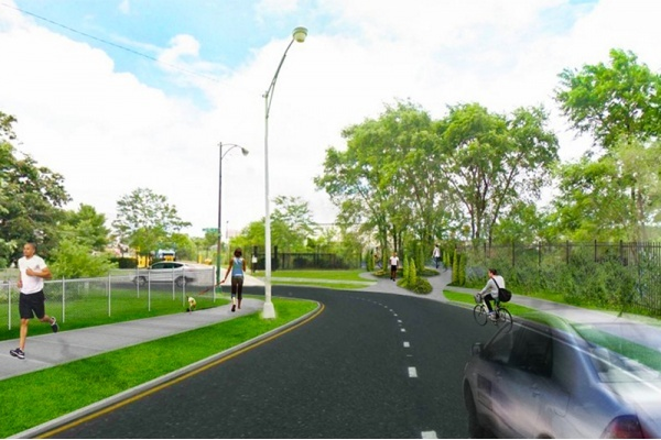 Paseo Trail Likely to Drive Up Home Prices in Pilsen