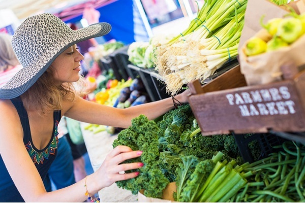 Neighborhoods with the Best Farmers Markets in San Diego County