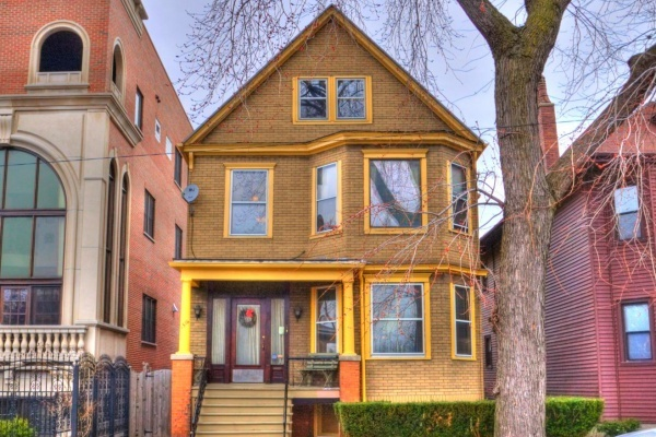 Could these TV characters afford their Chicago homes today?