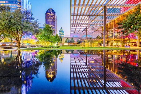 Dallas Neighborhoods With Lovely Views