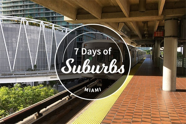 6 Suburban Neighborhoods With Easy Commutes to Downtown Miami