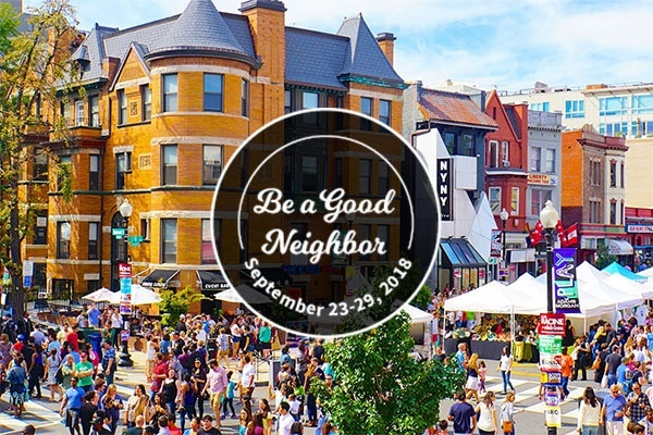 5 Neighborhoods in D.C. for Getting Involved