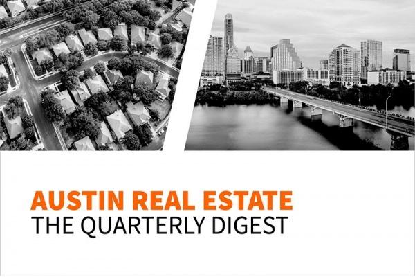 Austin Real Estate: The November Digest