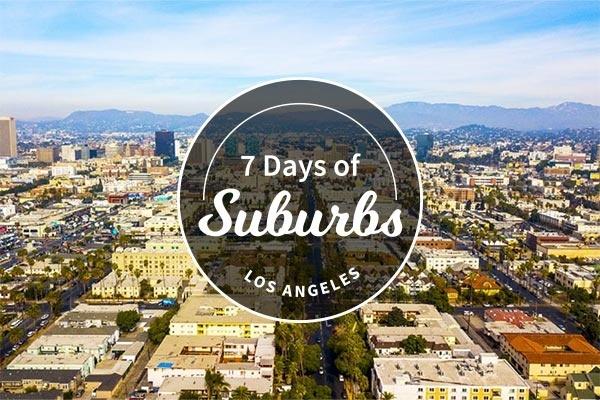 Urban vs. Suburban: Los Angeles, CA