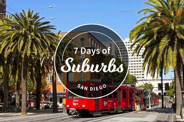 6 Suburban Cities With Easy Commutes to San Diego