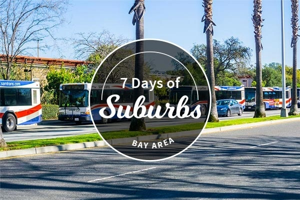 Best Suburban Cities With Easy Commutes to Palo Alto