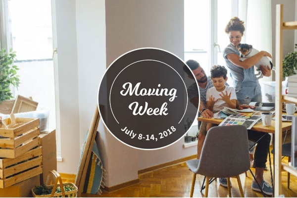 Moving With a Family, Even if Your Pets are Your Kids