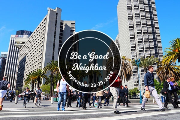 How To Be a Good Neighbor in San Francisco