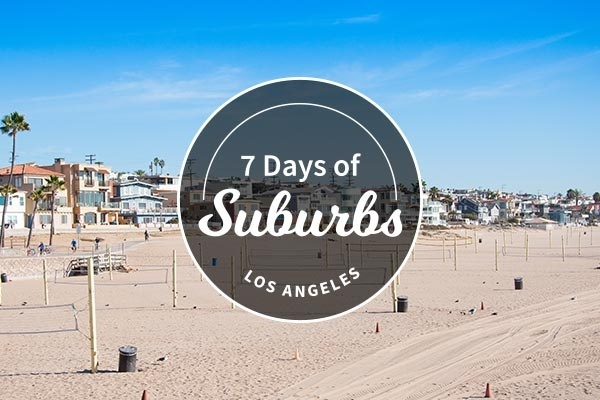 9 Los Angeles Suburbs With the Best Downtowns