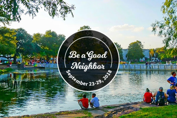 How to be a Good Neighbor in Dallas