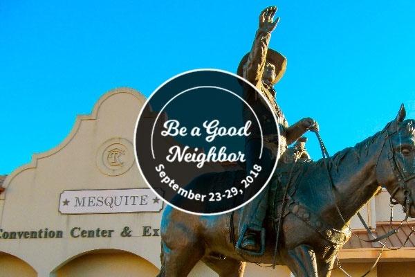 Good Neighbor Spotlight: Bruce Archer of Mesquite