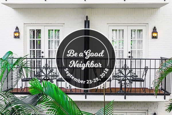 How to be a Good Neighbor in Nashville