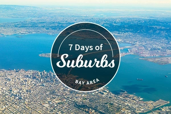Urban vs. Suburban: Bay Area, CA