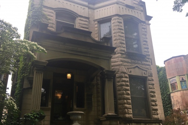 Historic Andersonville Home Saved From Demolition By Buyer With Renovation Plans