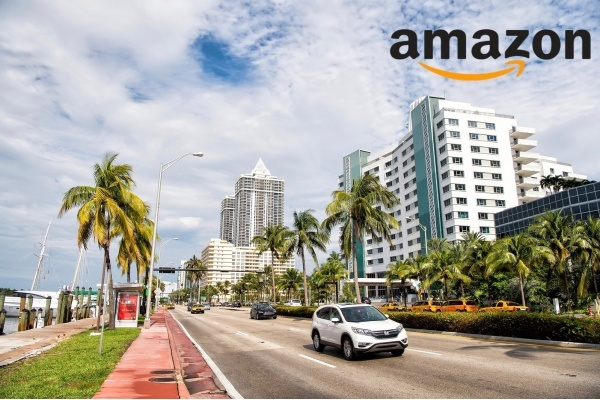 Miami Among Top Amazon HQ2 Cities, According to Moody's Data