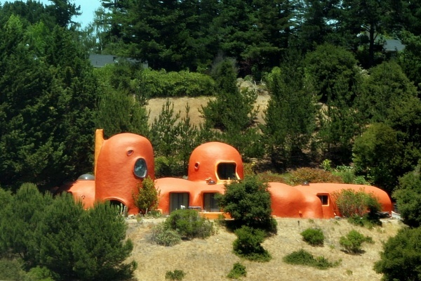Once Asking $4.2M, Hillsborough's Flintstone House Now Listed for $3.2M