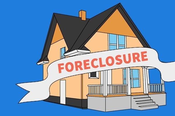 What exactly is a foreclosure?