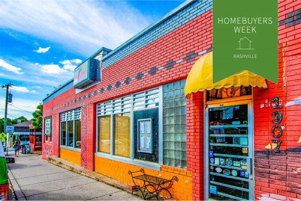 The Best Nashville Neighborhoods for Buying Your First Home