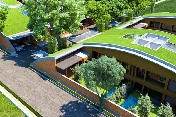 First-of-its-Kind Luxury Home Community With Green Roofs Planned for Frisco