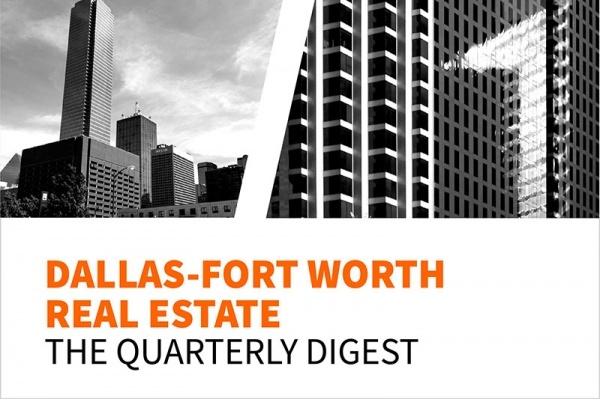Dallas-Fort Worth Real Estate: The November Digest